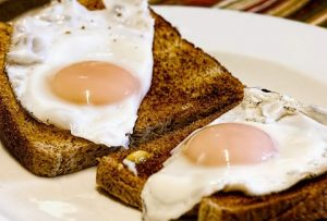 Breakfast + Weight Gain
